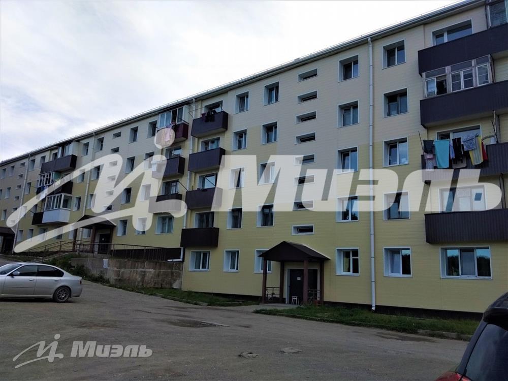 Продажа 4-комнатной квартиры 64.2 кв. м, район Корсаковский, Третья Падь, Сахалинская область, дом 34