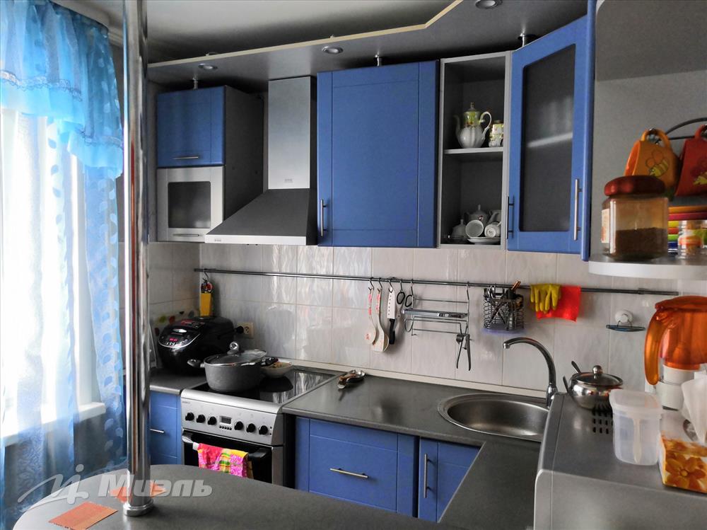 Продажа 3-комнатной квартиры 55.3 кв. м, район Корсаковский, в городе Корсаков, Сахалинская область, Советская улица, дом 40