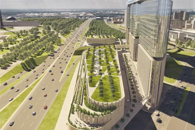 Транспортно-пересадочный узел «Парк Победы» откроют в 2022 году