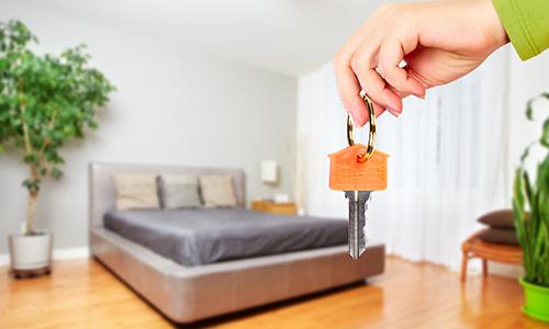 Аренда квартир в Московском регионе начинается от 12 тыс. рублей