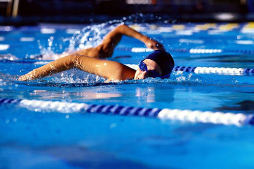 Новый бассейн откроется в Крылатском этим летом