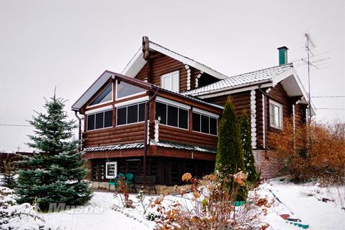 Где искать теплый дом для теплой компании на Новый год