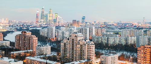 В Москве бюджет самой недорогой студии равен стоимости одного кв. метра самой дорогой квартиры