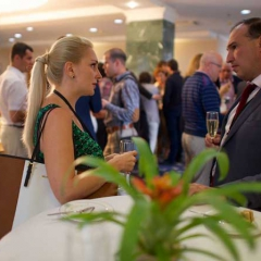 7 сентября, третий день «Мастерской практического опыта», отель Golden Ring. Конференция.
