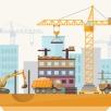 В феврале на 25% снизилось количество выданных разрешений на строительство