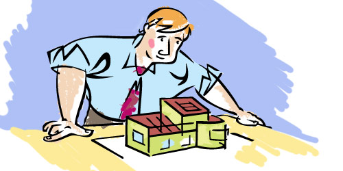 Почти половина покупателей новостроек привлекают ипотечный кредит