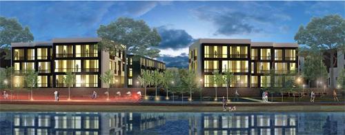 Дома поселка «Андерсен» спроектированы по скандинавским технологиям рационального жилья