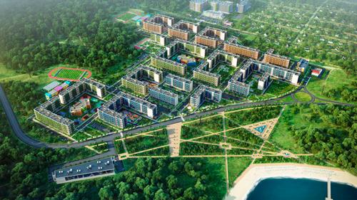 «МИЭЛЬ-Новостройки» начала реализацию квартир в жилом комплексе «Пироговская Ривьера»