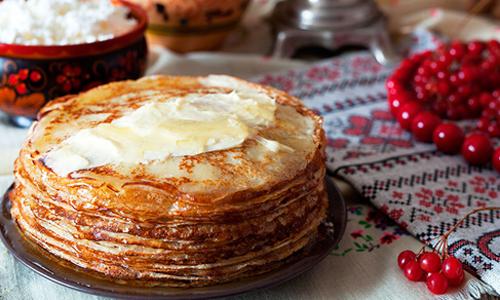 Масленица – наиболее популярный русский праздник в жилых комплексах