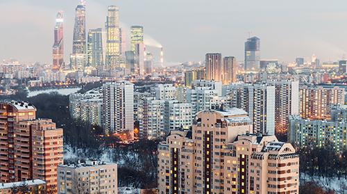 Стоимость самой дорогой квартиры в Москве равна стоимости 696 самых недорогих квартир в Подмосковье