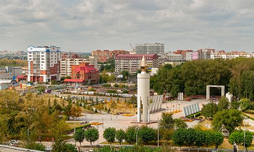 Новый офис – «В Тюмени»