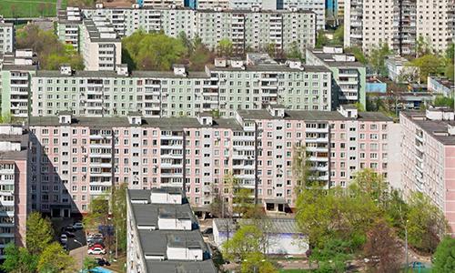 Четверть московских квартир продается с обременением