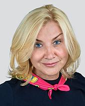 Лариса Щербинина, офис «НА УСИЕВИЧА»