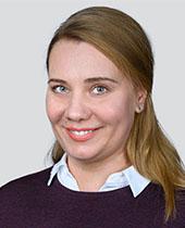 Елена Бибекина, офис «НА НИКОЛОЯМСКОЙ»