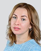 Анна Сергеевна Орефкова