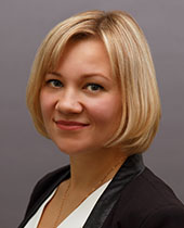 Валерия Куликова, офис «НОВОГИРЕЕВО»
